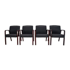 Office Max Chair New York Yankee Rocking 89 Off Set Of 4 Chairs