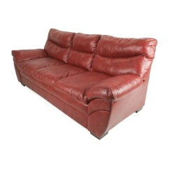 Red Leather Sofas And Chairs Catnapper Dallas Reclining Sofa 57 Off Modern