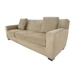 Crate And Barrel Leather Sofa Bed Peyton Ashley Furniture 78 Off Cameron