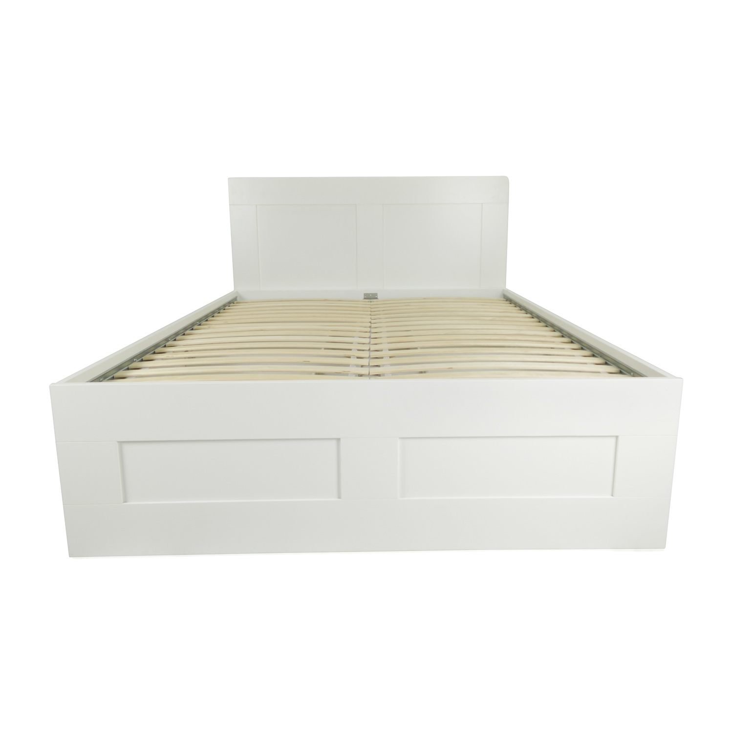 Ikea Queen Size Bed Frame With Drawers