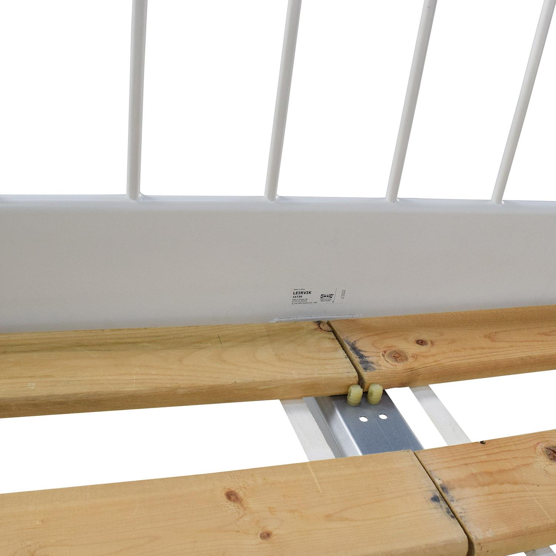 Elegant Leirvik Ikea Bed Frame Review