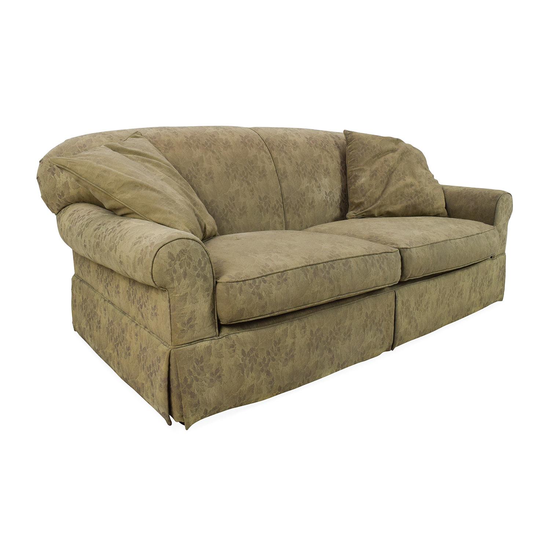 english roll arm sofa australia sofab faith small scale sectional tomato classic sofas second hand on