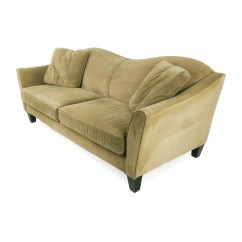Raymour And Flanigan Sectional Sofas 4 Seat Leather Sofa 75 Off
