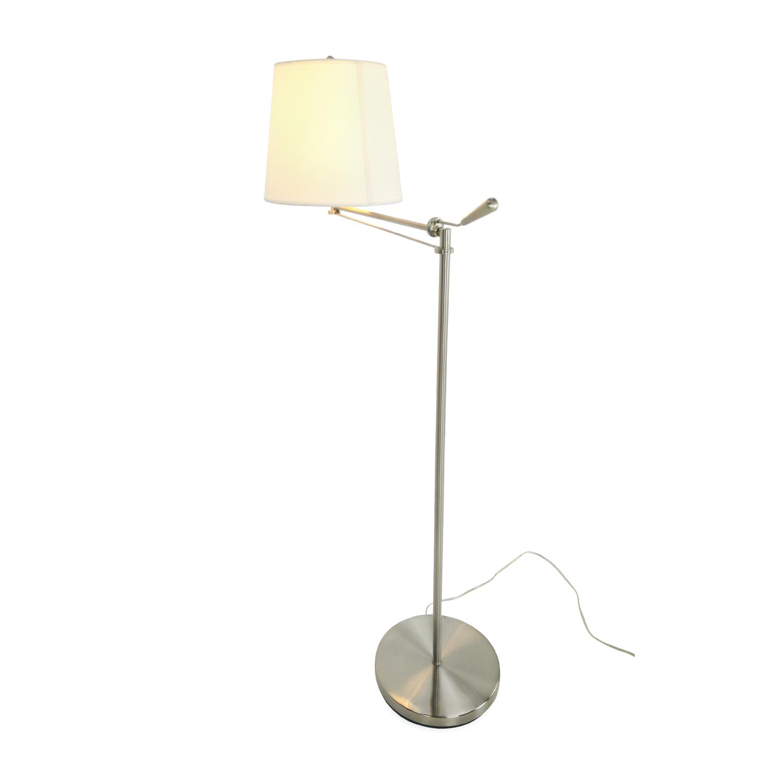 53 OFF  Unknown Brand Adjustable Floor Lamp  Decor