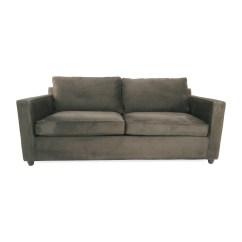 Crate And Barrel Davis Sofa Leather Buy Cushion Covers Simpli Home Deep Azure Target Thesofa