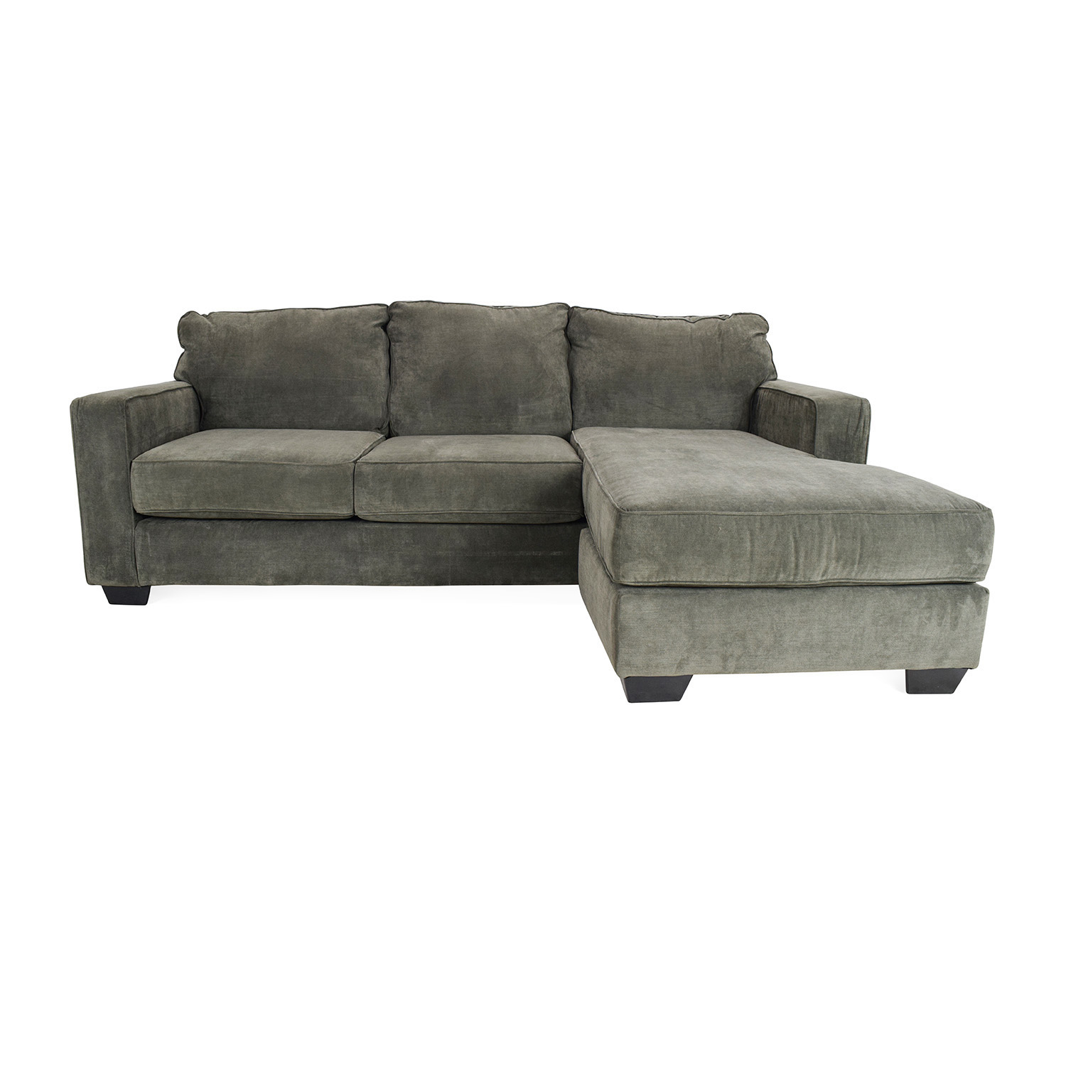 jennifer convertibles leather reclining sofa blue denim slipcover sofas and sectionals astonishing sectional