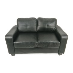 Bonded Leather Sofa And Loveseat Top Grain Reclining Sectional 50 Off Black Sofas