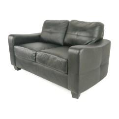 Bonded Leather Sofa And Loveseat Settee Olx 50 Off Black Sofas
