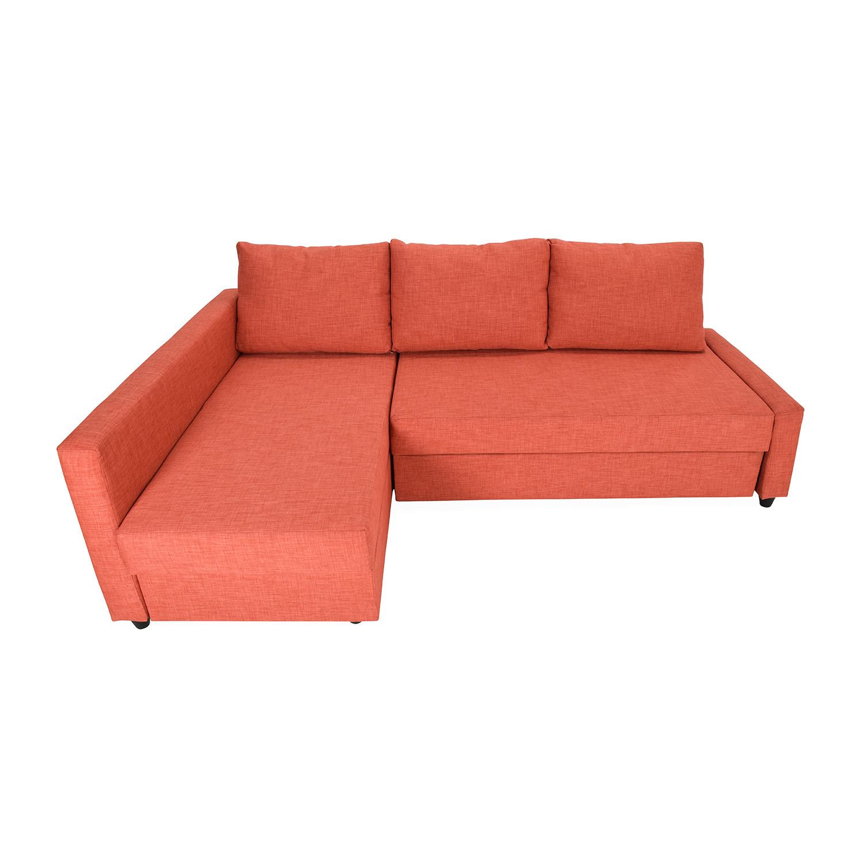 Sofa Sectional Shaped L Sleeper