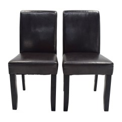 Quality Leather Dining Chairs Office No Arms Rowdy Stacking Chair Shop