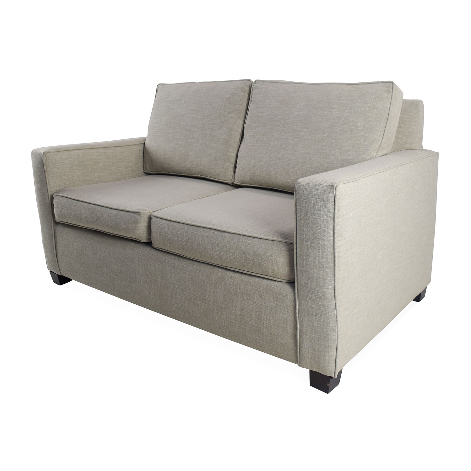 west elm sofa sleeper bed pull out frame 57 off henry sofas