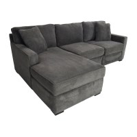 51% OFF - Macy's Radley Sectional Sofa / Sofas