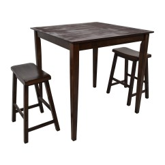 Ashley Furniture Kitchen Table And Chairs Island Designs For Small Kitchens 75 Off Tall Extendable Dining Room Set Tables