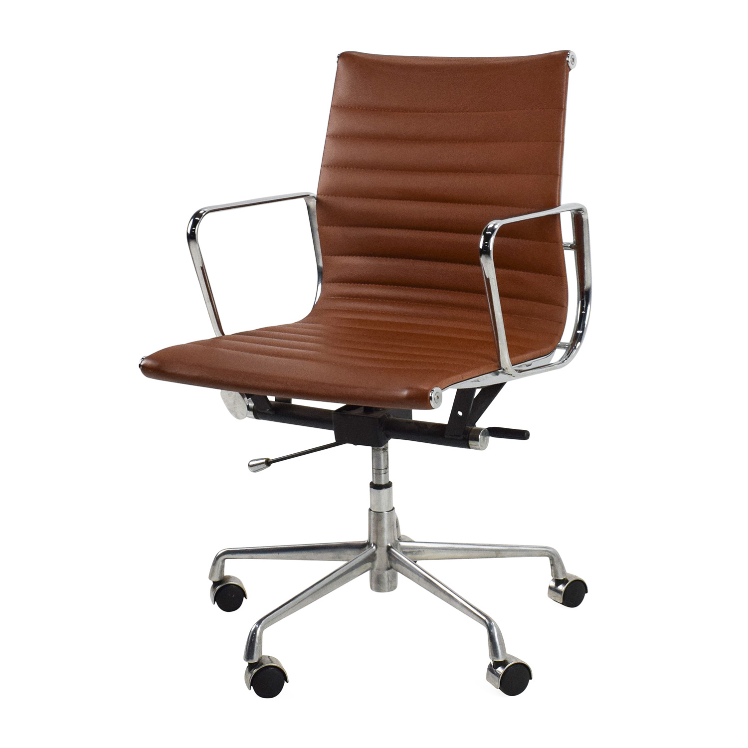 everywhere chair coupon code swing baby best 68 off unknown brand chrome office chairs