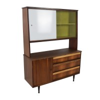 62% OFF - Unknown Brand Vintage Mid Century Sideboard ...