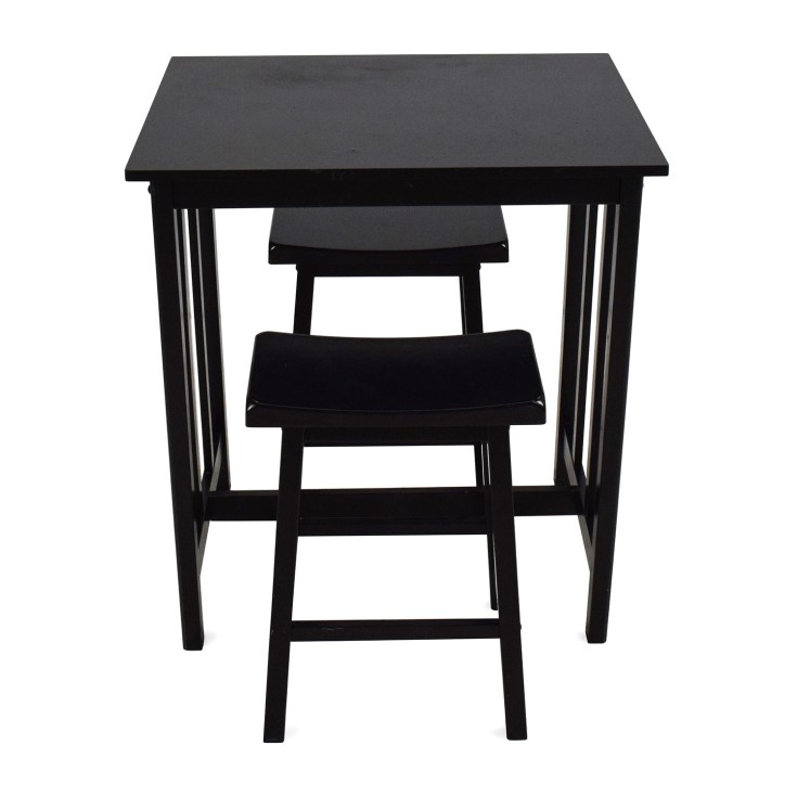 66% off - tall kitchen table set / tables