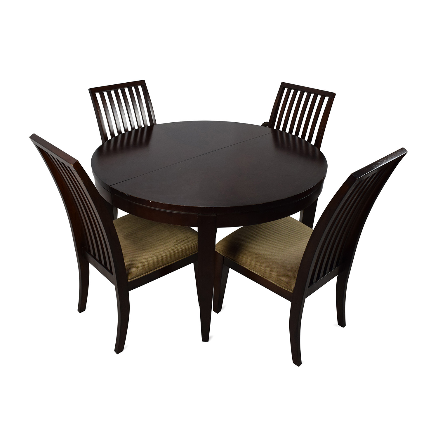 macys dining chairs chair cover hire buckinghamshire 75 off macy 39s bradford extendable table