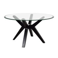 90% OFF - Macy's Macy's Glass Top Coffee Table / Tables