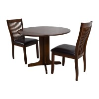 71% OFF - Ashley Furniture Ashley Furniture Compact Dining ...