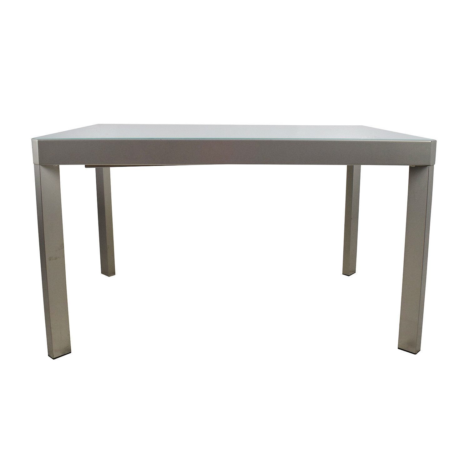 Shop calligaris dining table extendable: Used furniture on