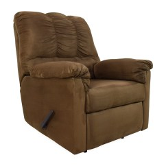 Rocking Recliner Chairs Does Chair Gym Really Work 73 Off Ashley Furniture Darcy Rocker