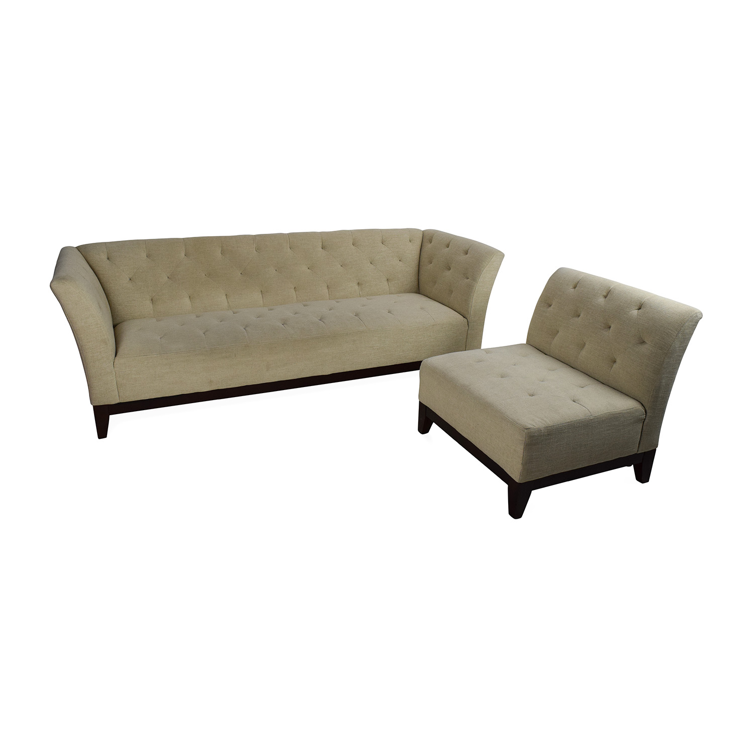 tufted sectionals sofas broken sofa leg 63 off macy 39s with modular chaise