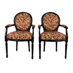 Ballard Design Chairs Double Lawn Chair 84 Off Designs Oval Back Louis