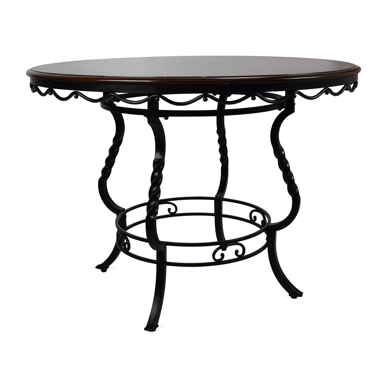 Ashley Furniture Table And Chairs 84 Off Ashley Furniture Ashley Nola Round Dining Table