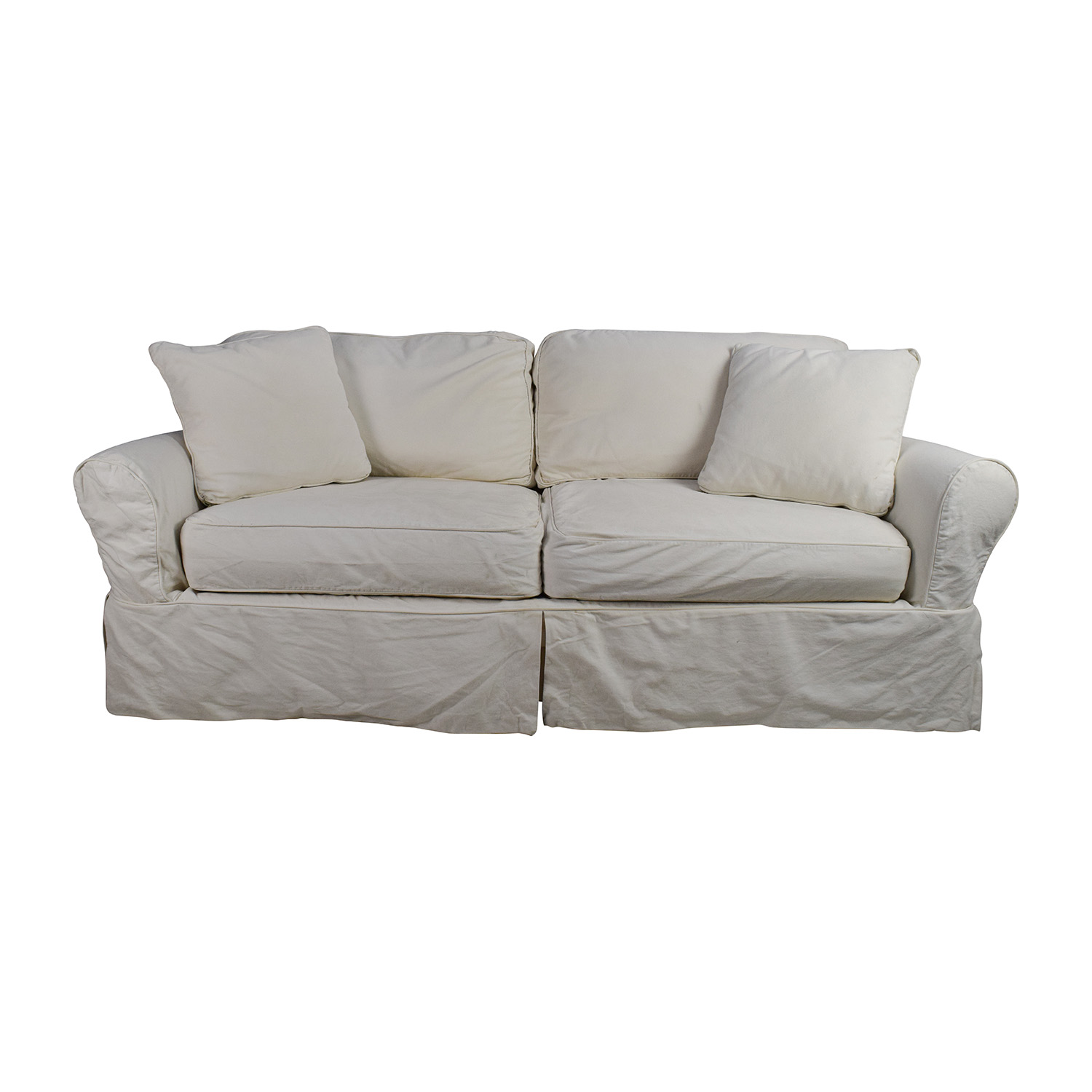 broyhill landon sofa brightly coloured beds raymour flanigan taraba home review