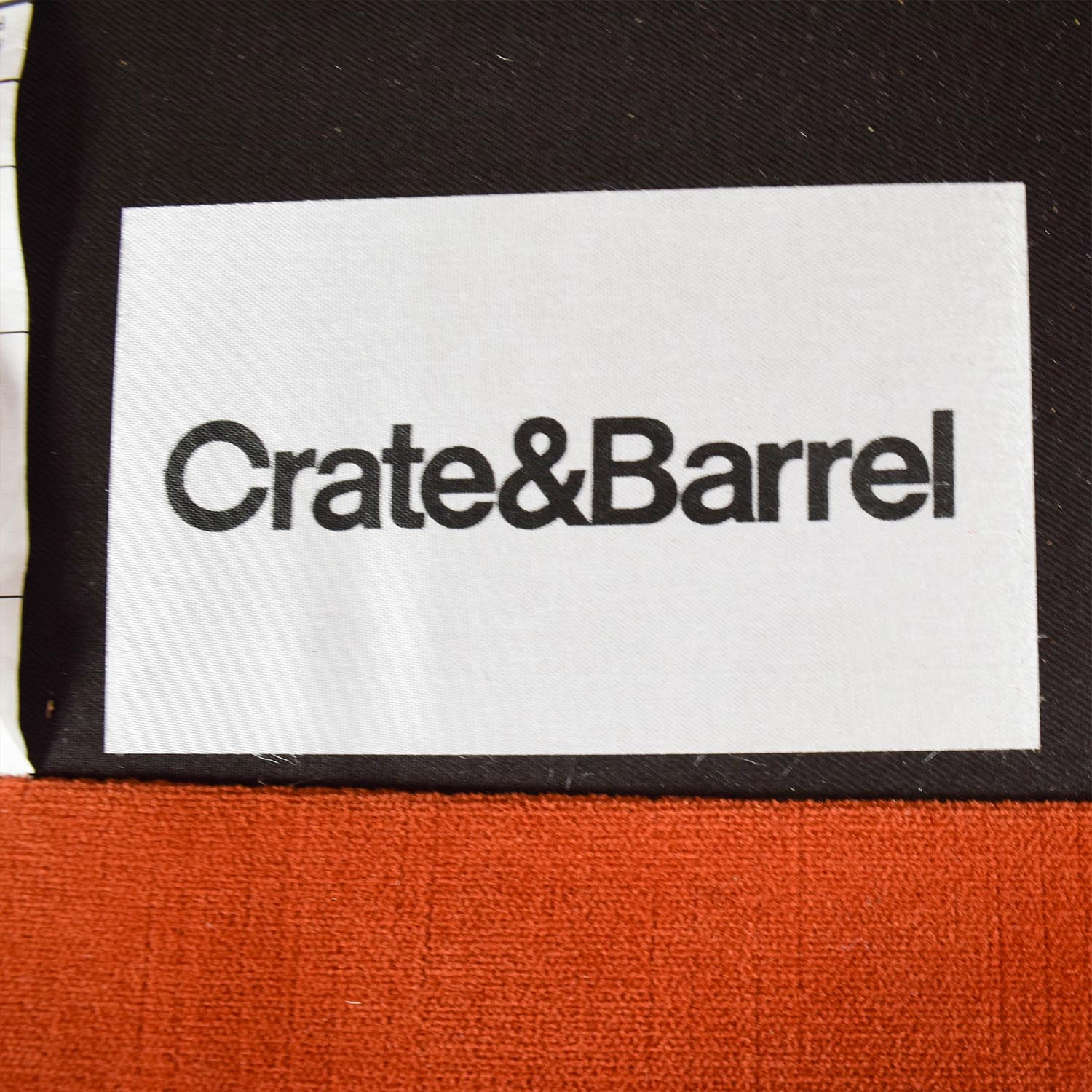 clara chair crate and barrel high pad graco 59 off sunset
