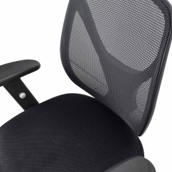 Staples Ergonomic Mesh Executive Chair With Headrest World Market Reading 75 Off Acadia Office