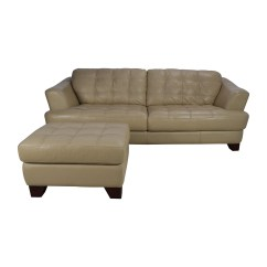 Bobs Furniture Sleeper Sofa Sectional Hide A Bed Leather