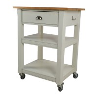 50% OFF - Rolling Kitchen Cart with Cutting Board / Tables