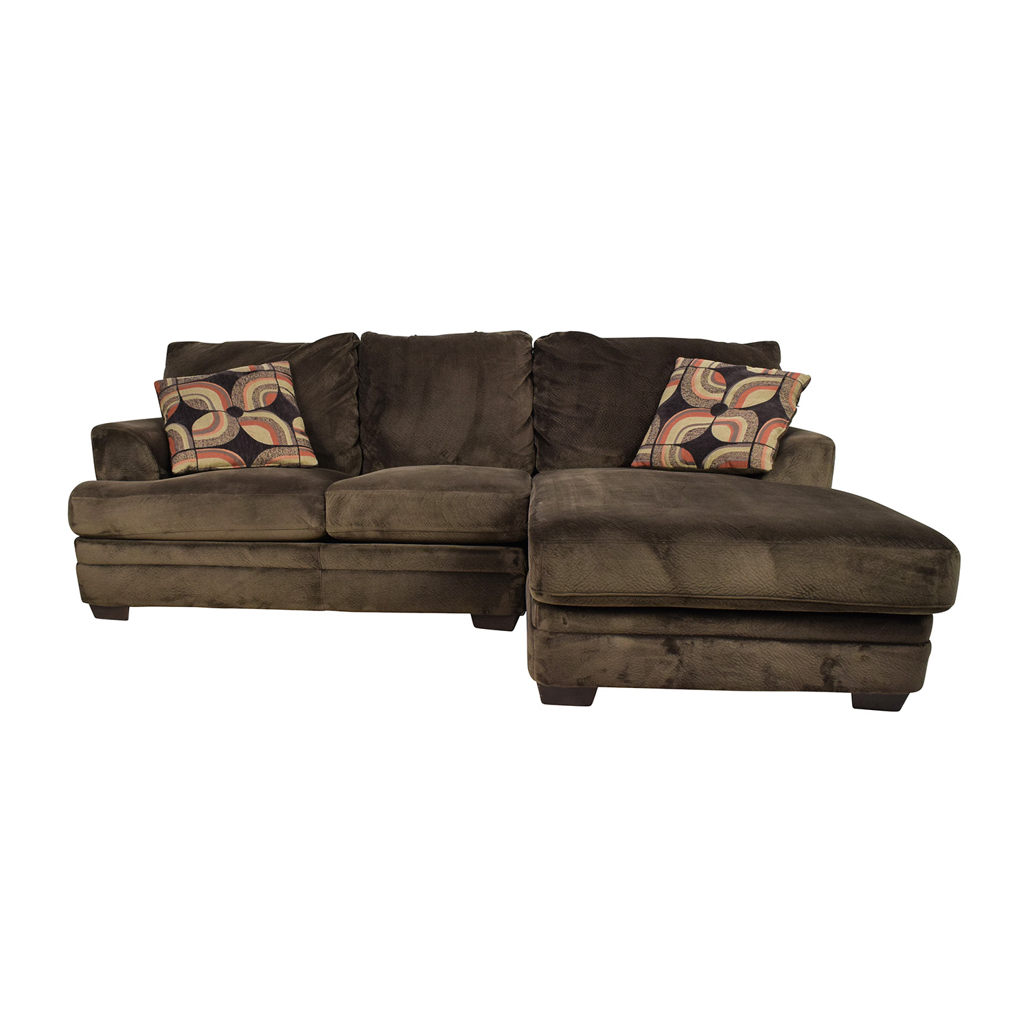 2nd hand sectional sofa small spaces second beds design interesting