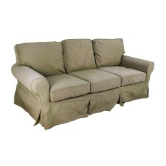 Pottery Barn Sofa For Sale By Owner Hennessy Urban Home 89 Off Sage Couch Sofas