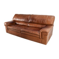 Sofa Classic High Back Leather Sofas Uk 71 Off Cherry Brown