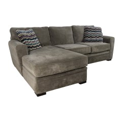 Raymour And Flanigan Chairs Hanging Swing Outdoor 52% Off - & Artemis Ii Microfiber Sectional Sofa / Sofas