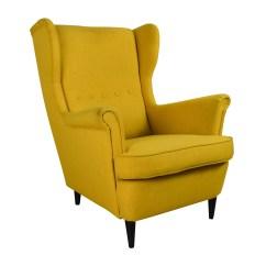 Chairs Images Billiard Spectator 46 Off Ikea Strandmon Accent Armchair