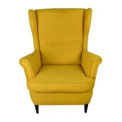 Accent Chairs Ikea Folding Sports Chair 46 Off Strandmon Armchair