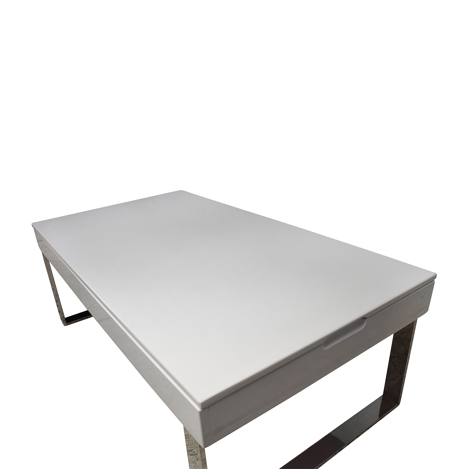 0bf6e83cb7f1 71 Off Halmstad Modern White Lift Top Coffee Table Tables