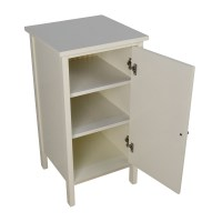 86% OFF - IKEA IKEA Hemnes Bedside Table / Tables