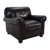 74% OFF - Bobs Furniture Bob's Furniture Leather Dark ...