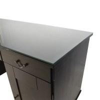 65% OFF - IKEA IKEA Glass Top Office Desk / Tables