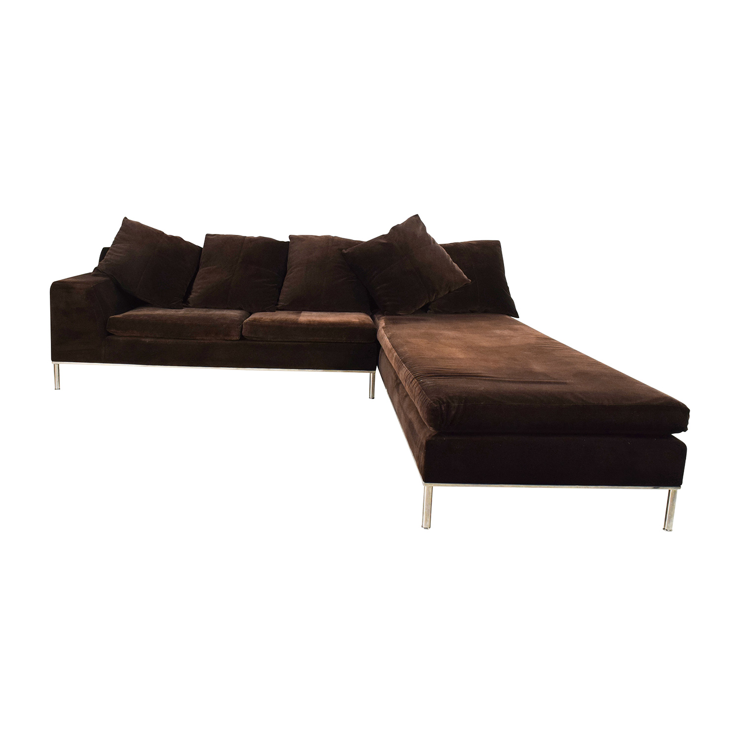 dunham sofa small rounded sectionals used for sale