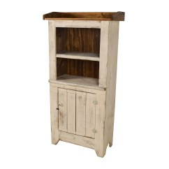 Used Kitchen Cabinets For Sale Bar Cart 62% Off - Wayfair Good Ole-fashioned Raw Wood ...