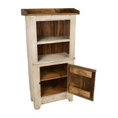 Ready Made Kitchen Cabinets Small Remodeling Ideas 62% Off - Wayfair Good Ole-fashioned Raw Wood ...