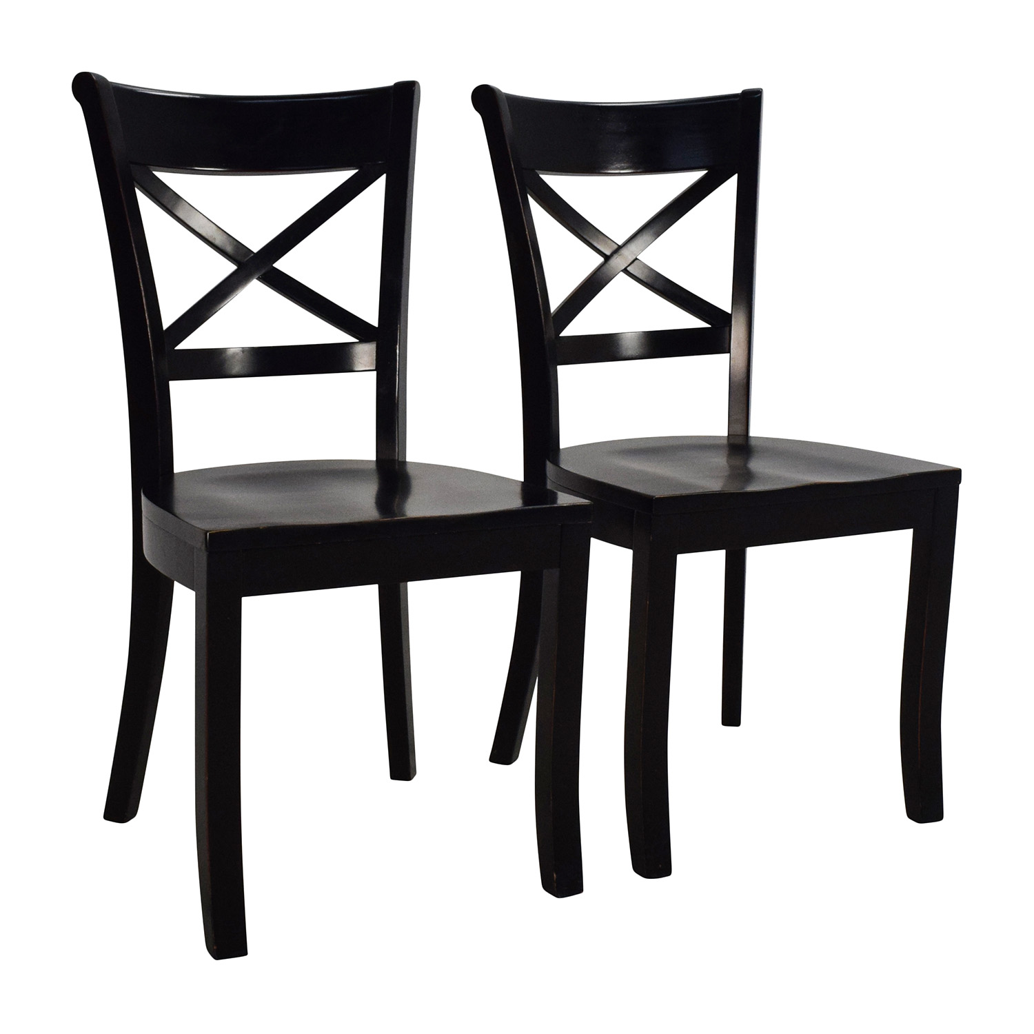 chairs crate and barrel ghost singapore 53 off vintner wooden