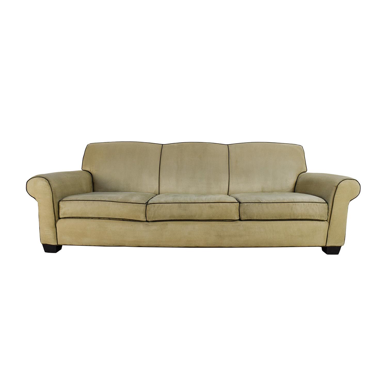 mitc gold hunter sofa natuzzi leather quality microsuede sofas peyton grey the brick