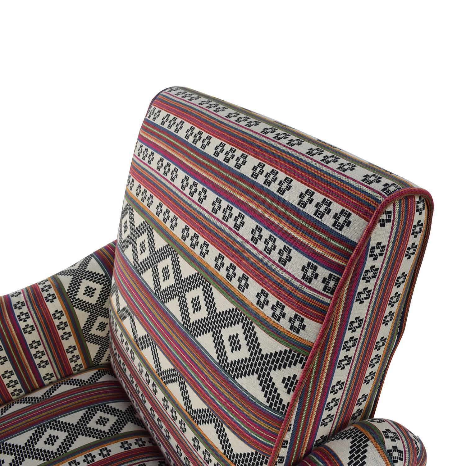 Aztec Chair 75 Off Aztec Pattern Accent Armchair Chairs