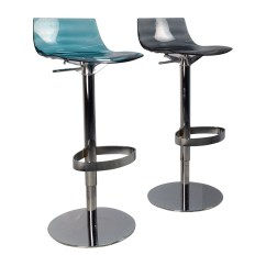 Bar Stool Chairs John Lewis Chair Cushion Covers 87 Off Calligaris L 39eau Adjustable Swivel